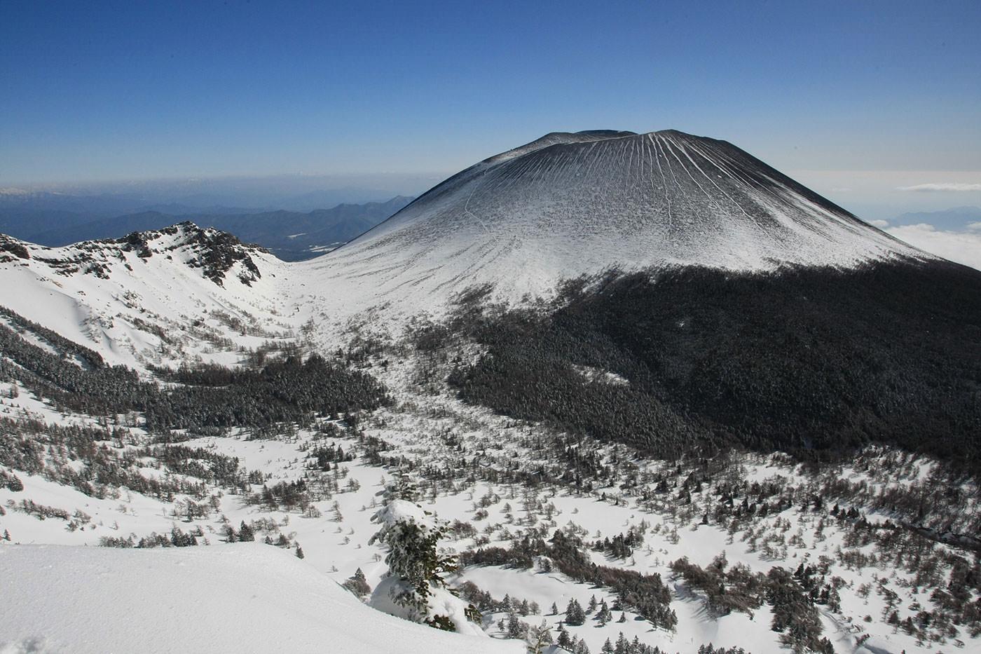 浅間山のおすすめの季節