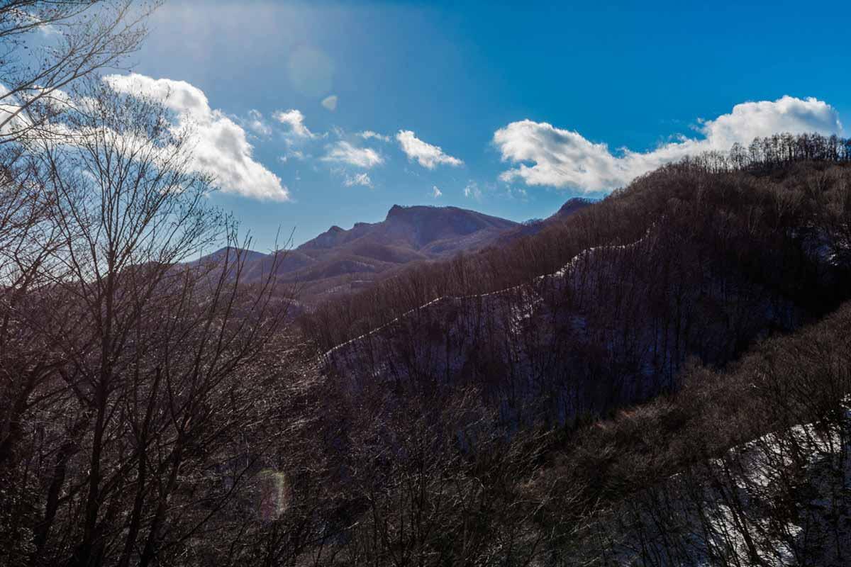 鼻曲山-登山百景