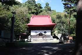 波閇科神社