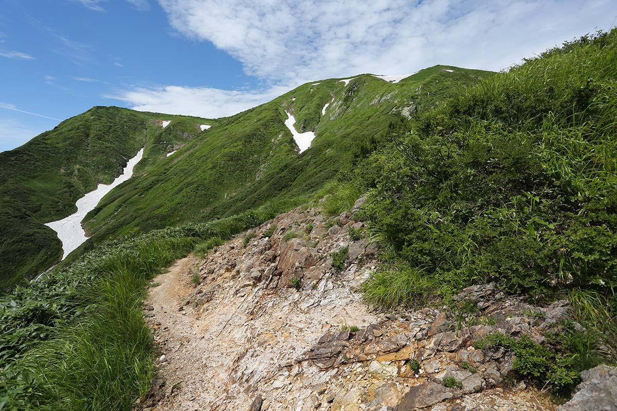 8月の登山