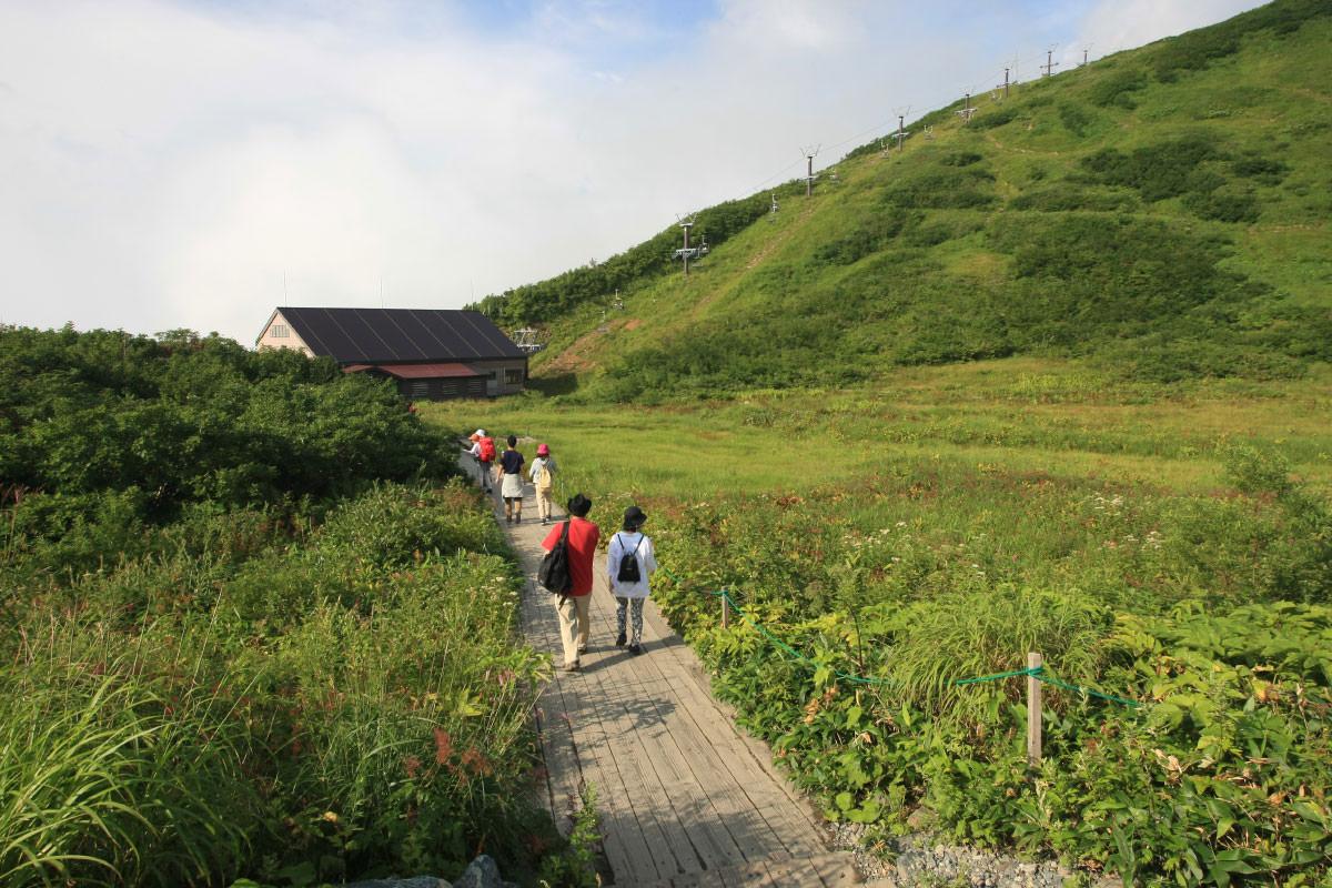 おすすめの登山コース