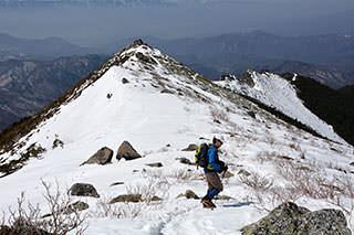 3月の登山