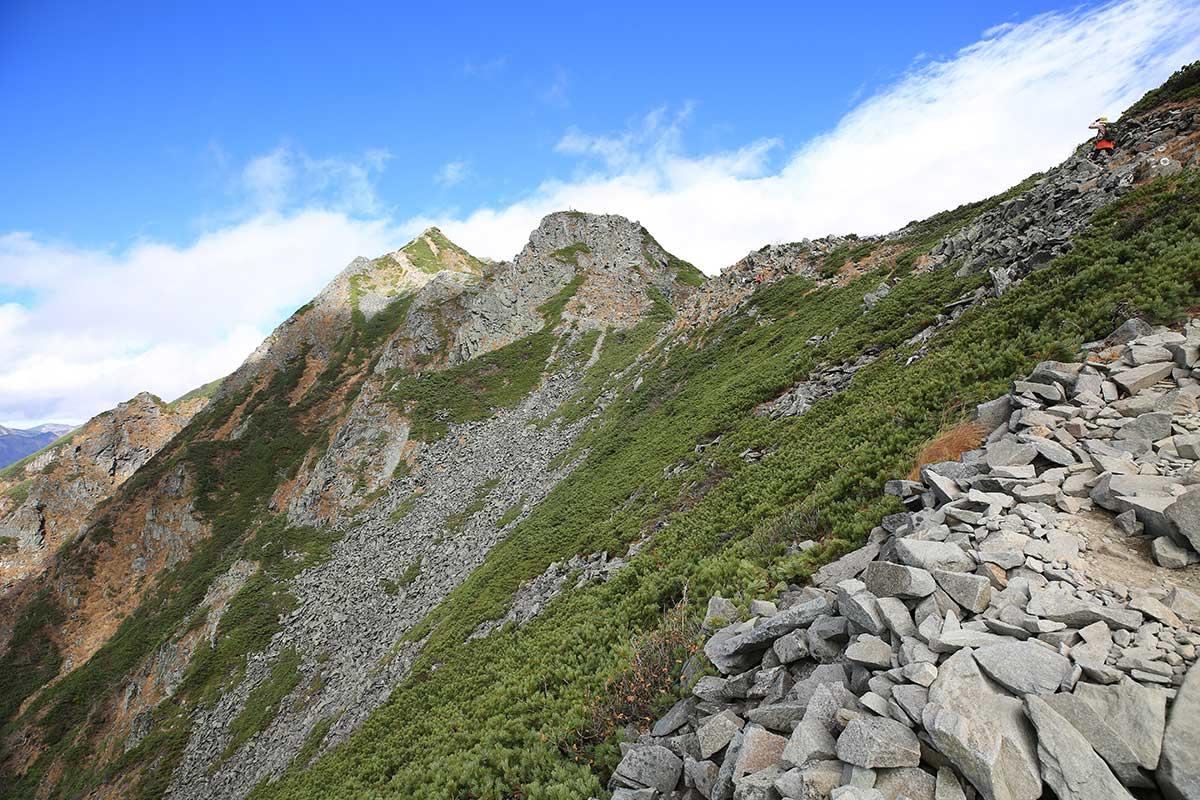 10月の登山