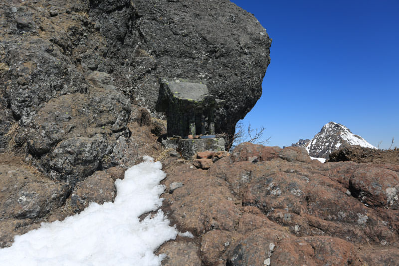 八ヶ岳権現岳