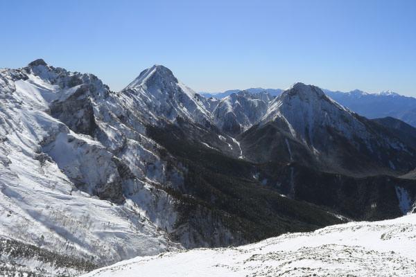 赤岳・硫黄岳