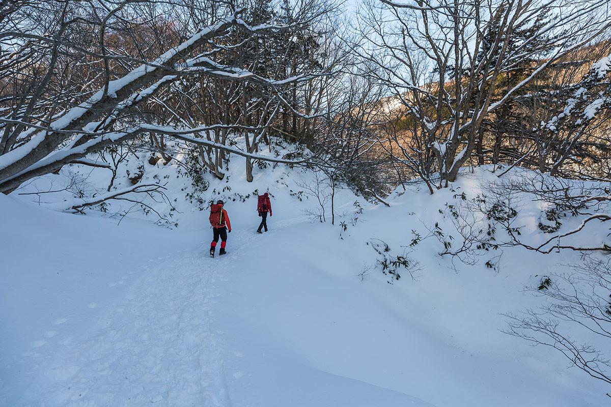 【安達太良山】登山百景-最初は平ら