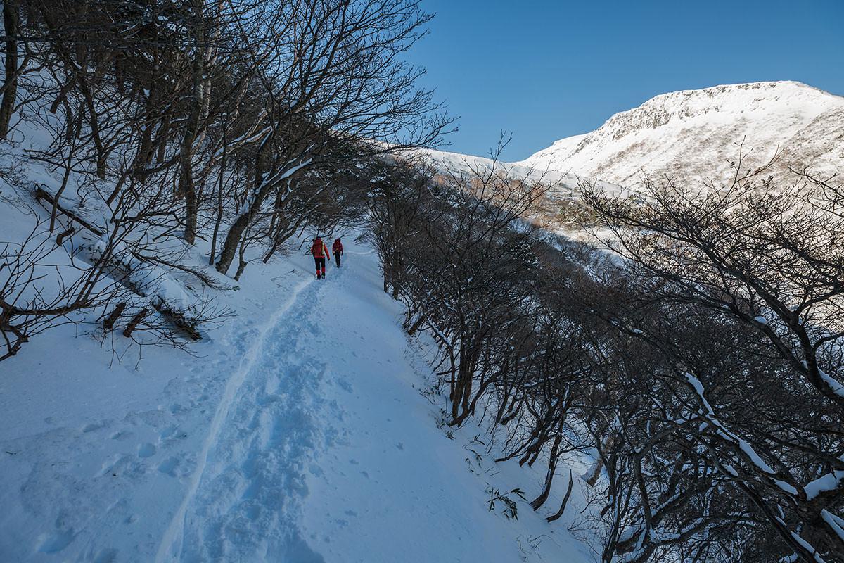 【安達太良山】登山百景-くろがね小屋へ