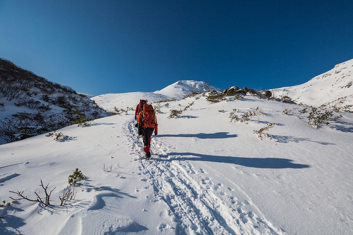 【安達太良山】登山百景-なだらかで広い