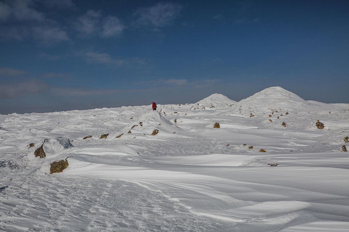 【安達太良山】登山百景-広い