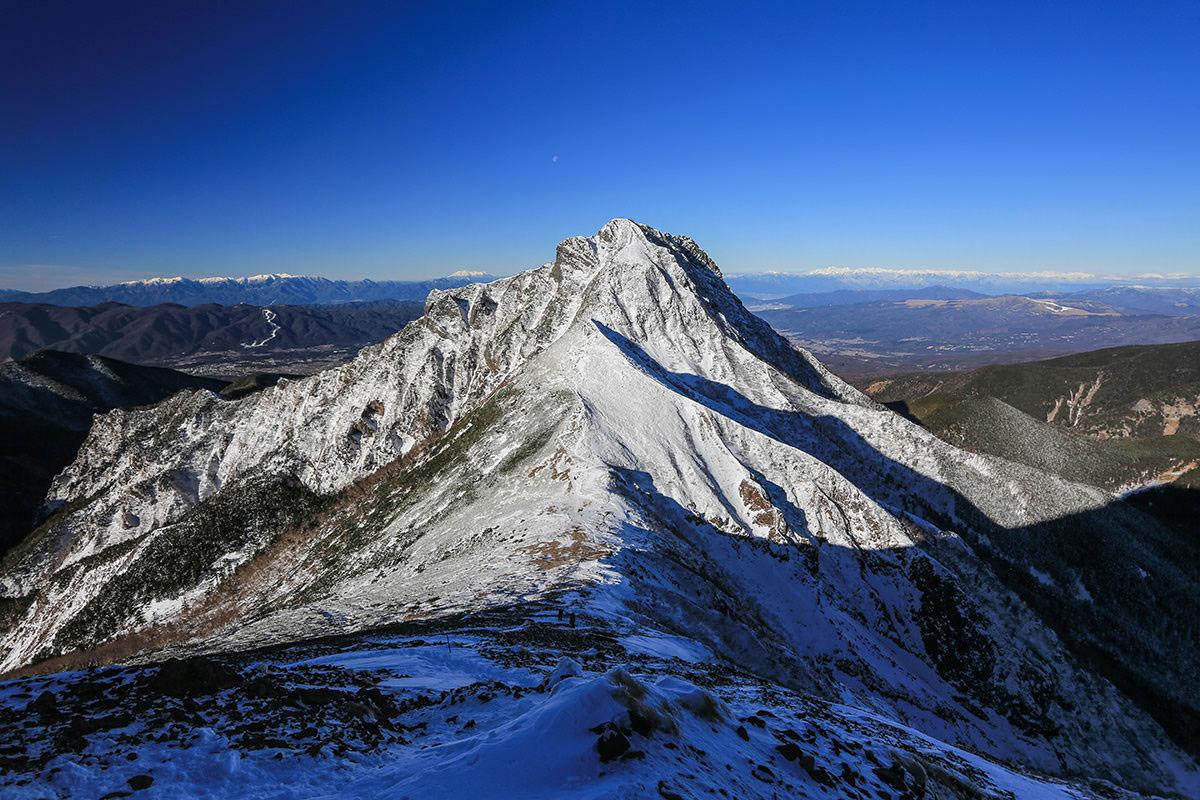 【赤岳】登山百景-阿弥陀岳