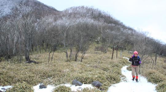 赤城山 黒檜山登山口