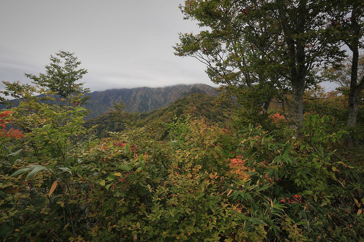 【荒沢岳】登山百景-荒沢岳が遠い