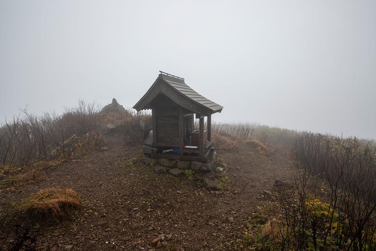 荒島神社がある