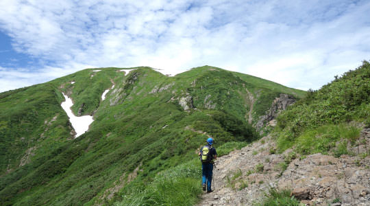 越後駒ヶ岳 駒ノ湯