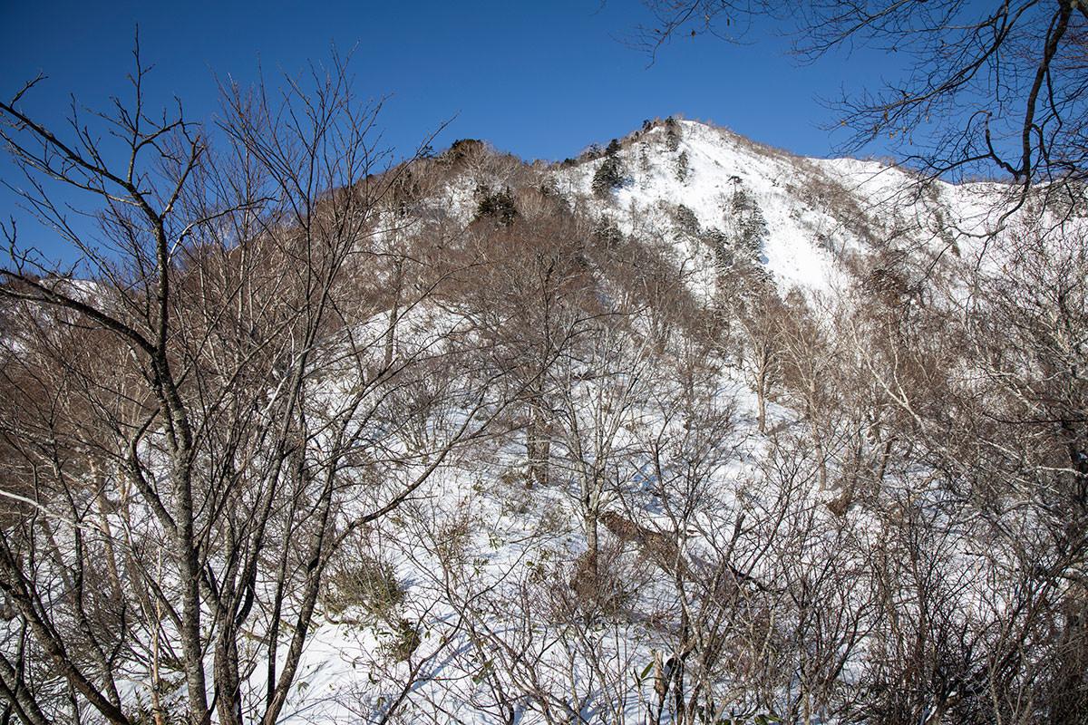 高妻山-やっと五地蔵が見えた