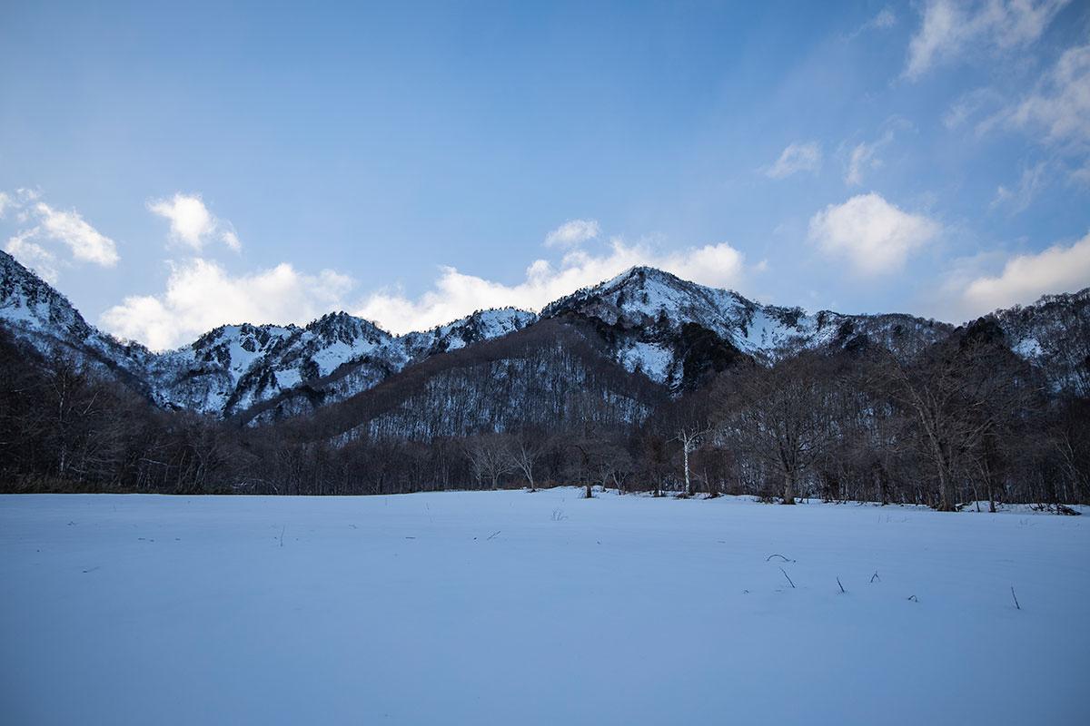 高妻山-五地蔵山も暗くなった