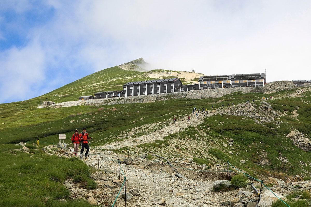 大きな白馬山荘