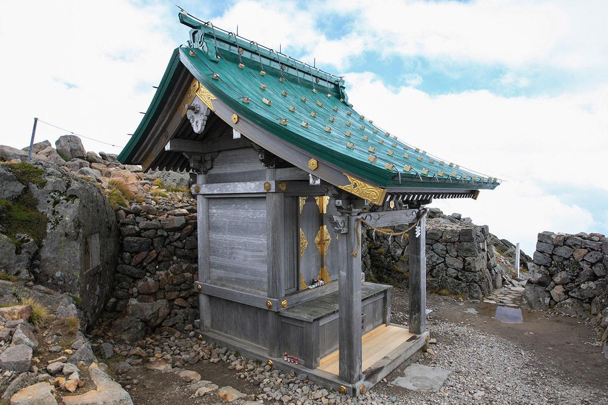 白山神社奥宮
