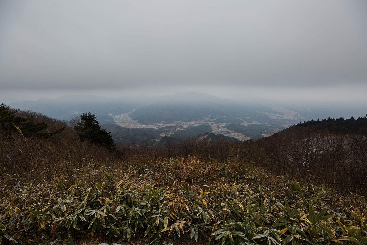 【聖山】登山百景-麓の麻績村