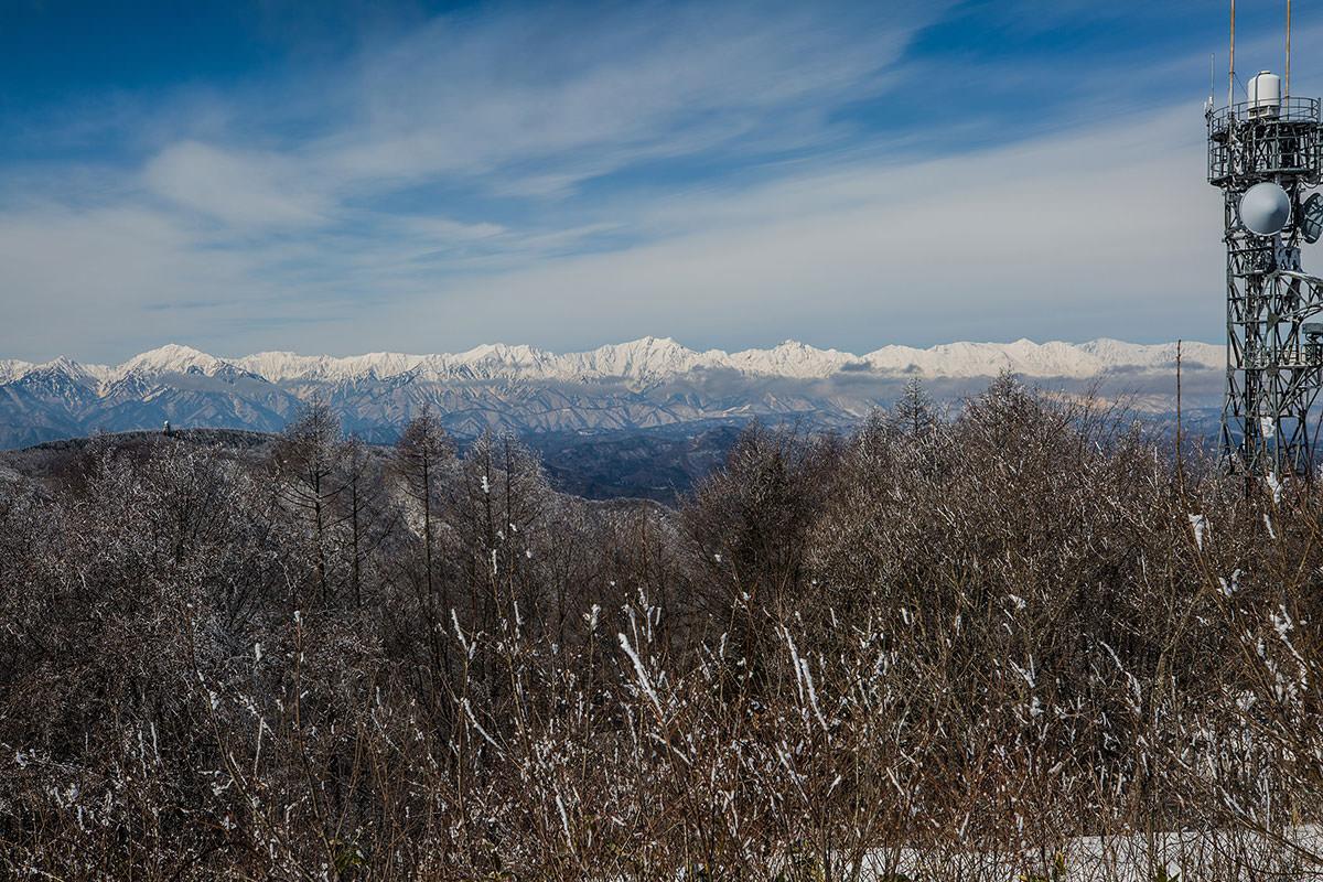 【聖山】登山百景-後立山