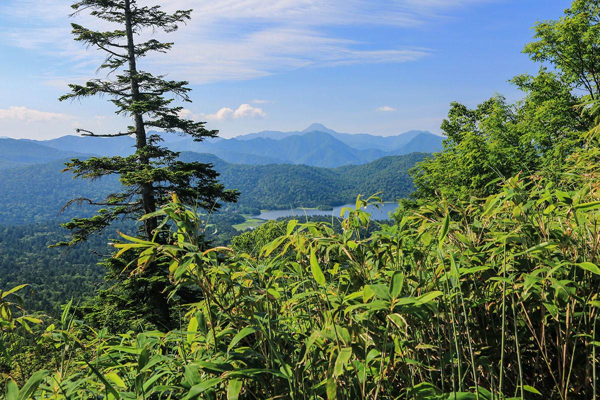 【燧ヶ岳】登山百景-眺めが良い