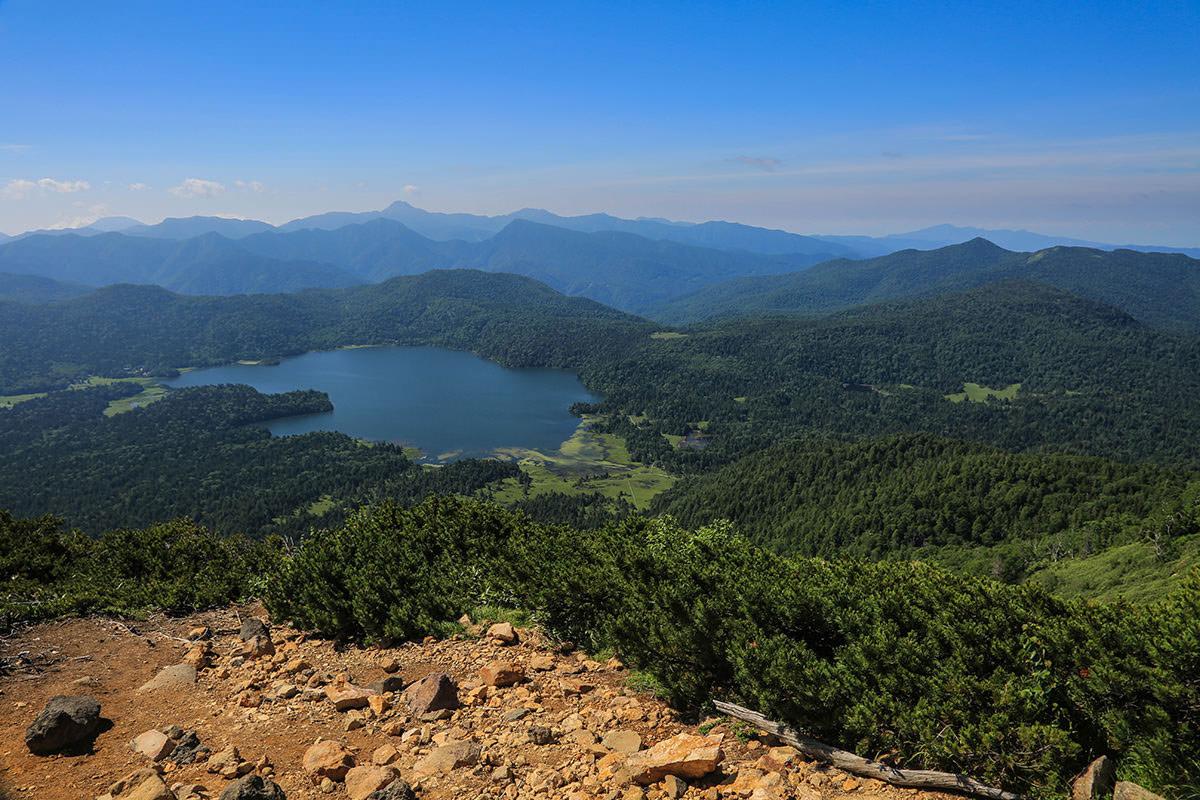【燧ヶ岳】登山百景-見晴らしが良い