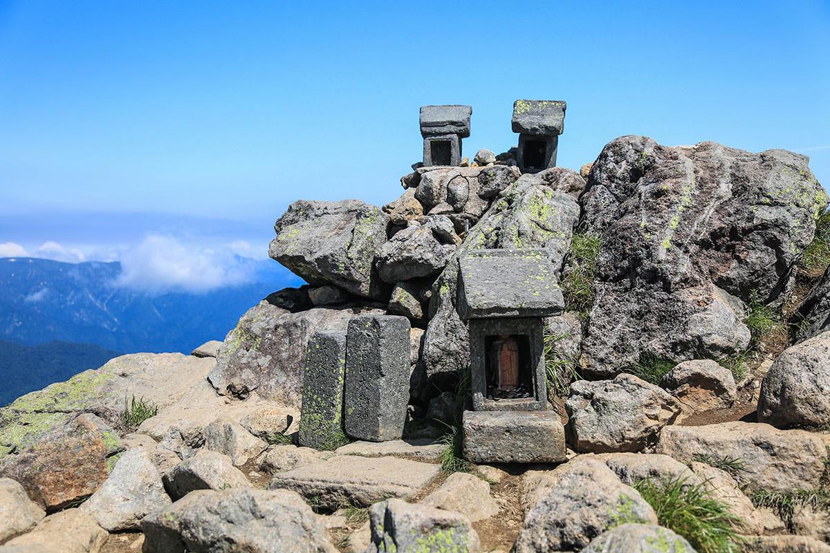 【燧ヶ岳】登山百景-北側の景色