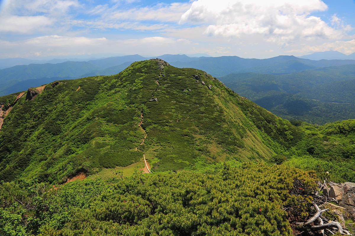 【燧ヶ岳】登山百景-俎嵓