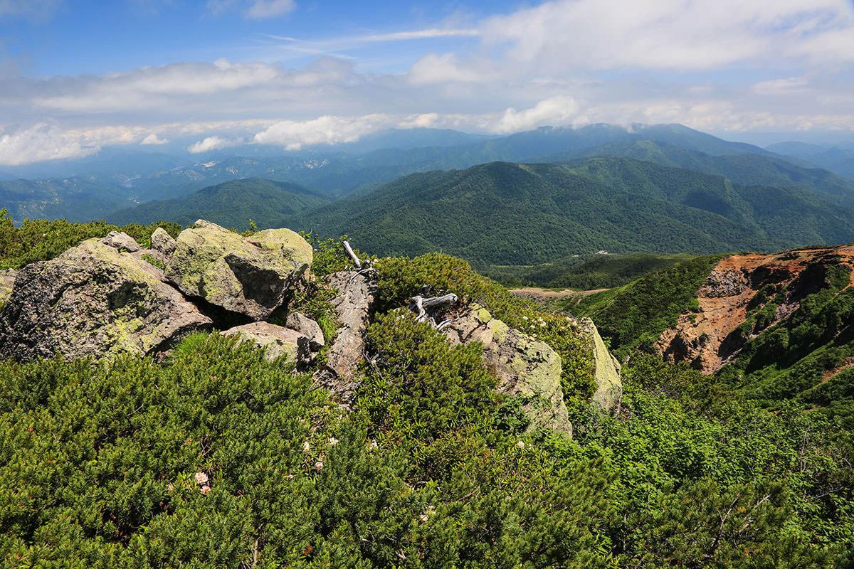 南会津の山