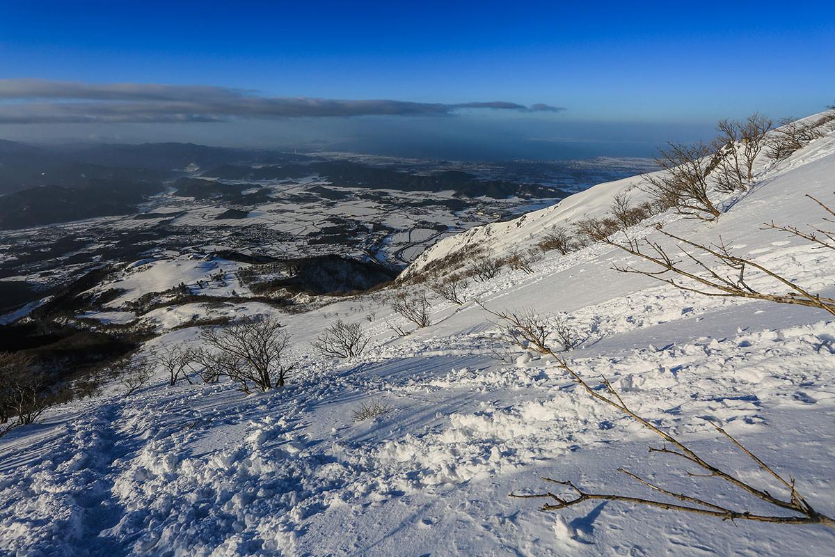 【伊吹山】登山百景-眺めが良くなってきた