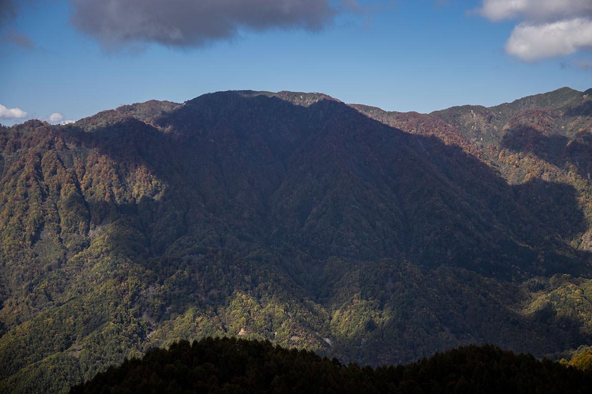 黒鼻山という山を知った