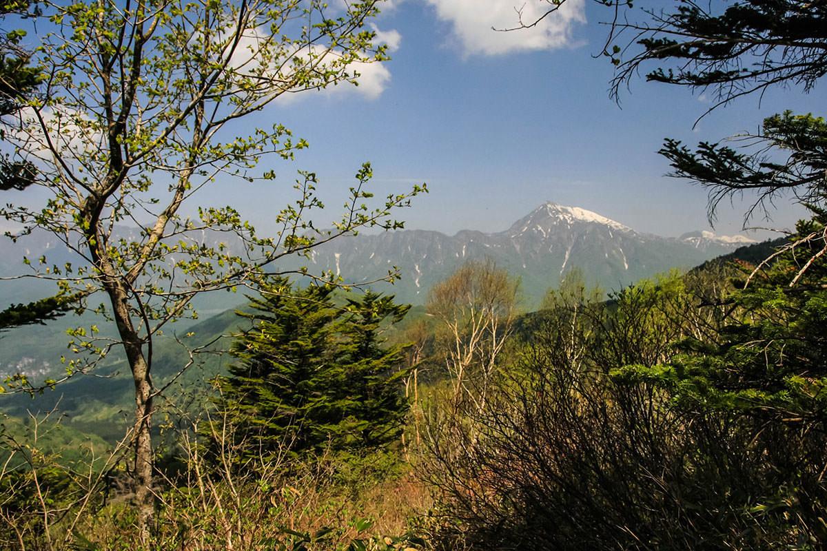 【飯縄山】登山百景-高妻山