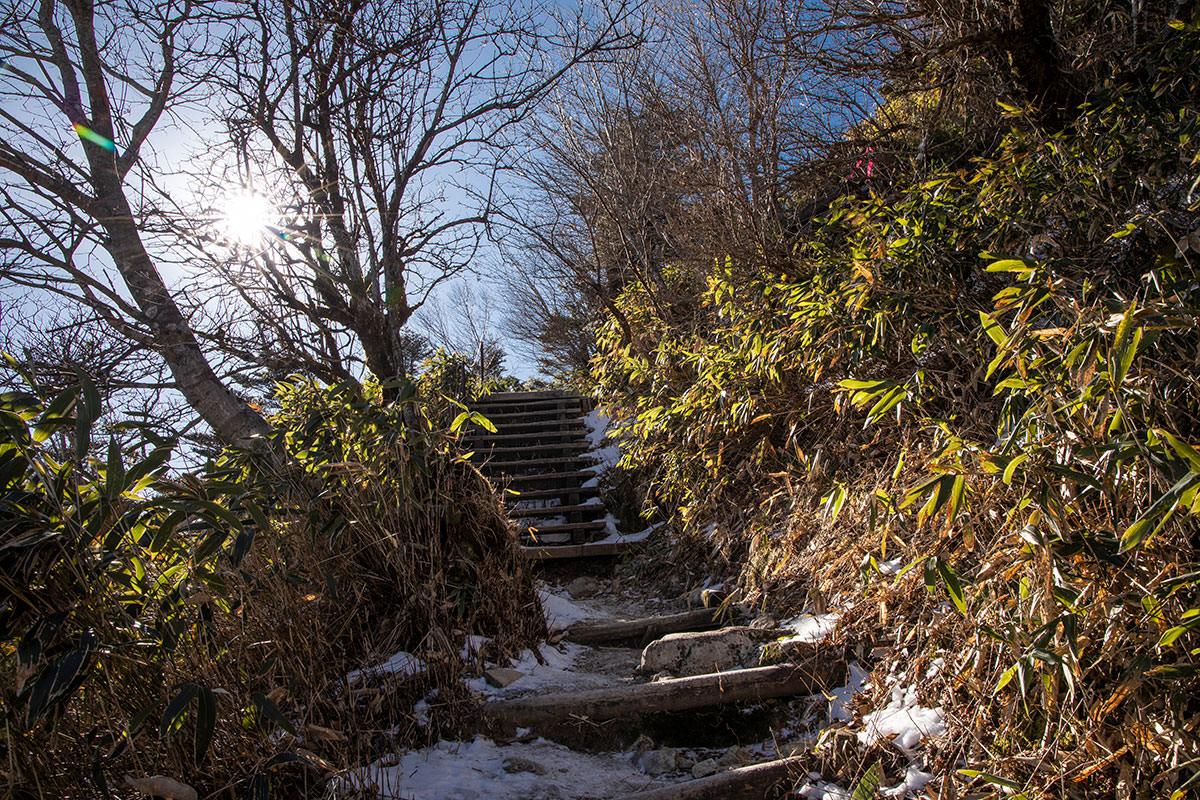 やはり階段は続く
