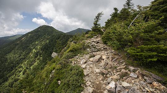 篭ノ塔山 高峰高原
