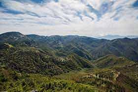 横手山と草津白根山