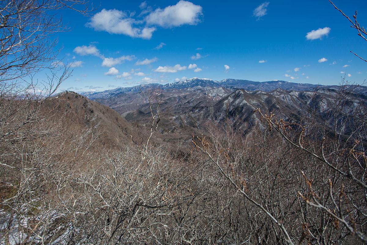 【茅ヶ岳 女岩ルート】登山百景-金峰山と瑞牆山
