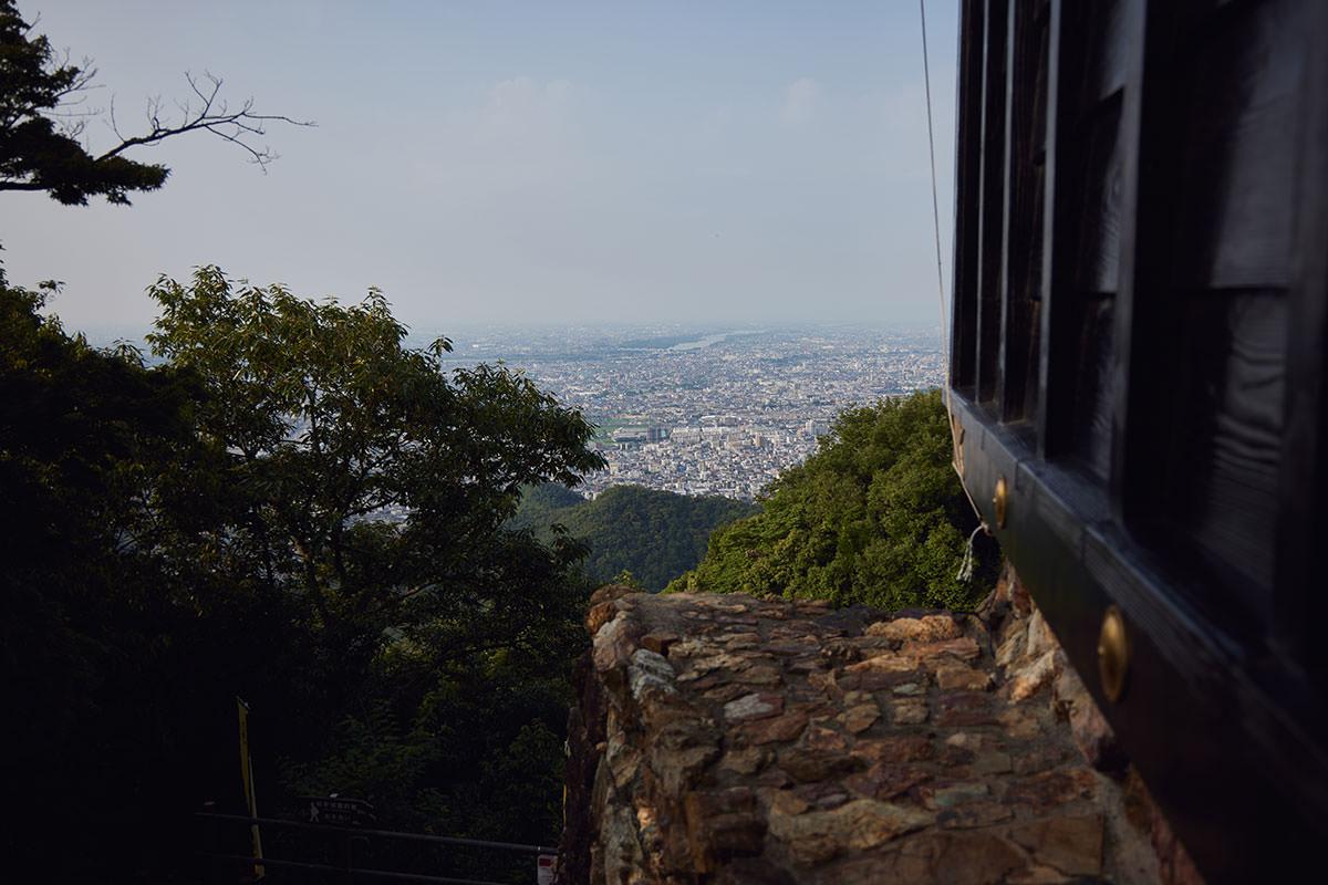 金華山-山頂からの眺め