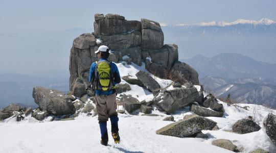 金峰山 千代の吹上コース