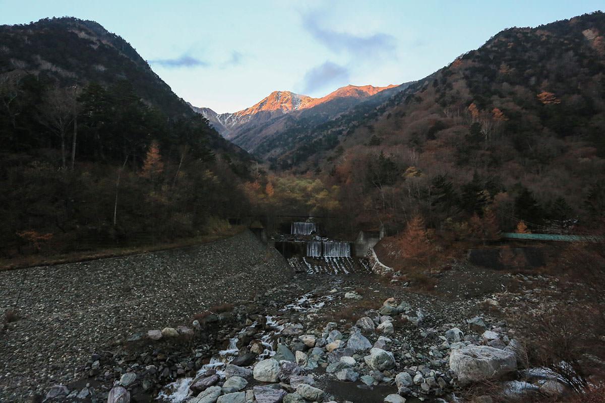 【北岳】登山百景-もう北岳が見える