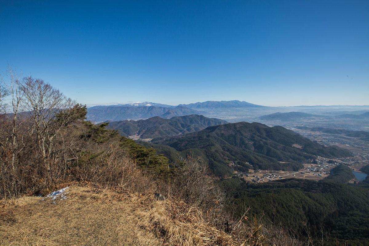 【子檀嶺岳 当郷管社コース】登山百景-浅間山