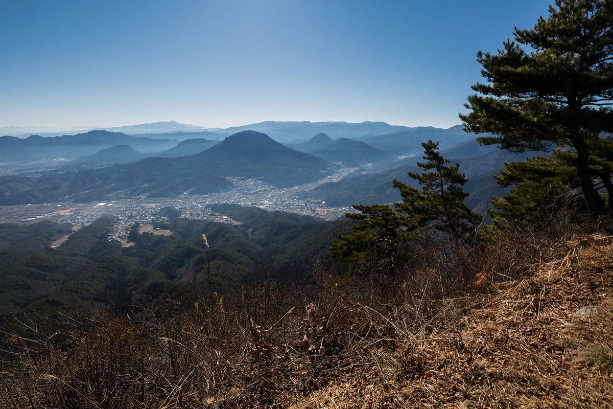 【子檀嶺岳】登山百景-美ヶ原と蓼科山