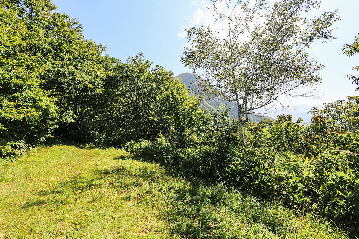 【高社山】登山百景-西峰がアレ