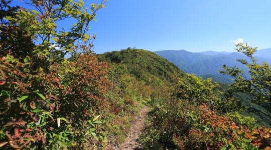高社山 赤岩口