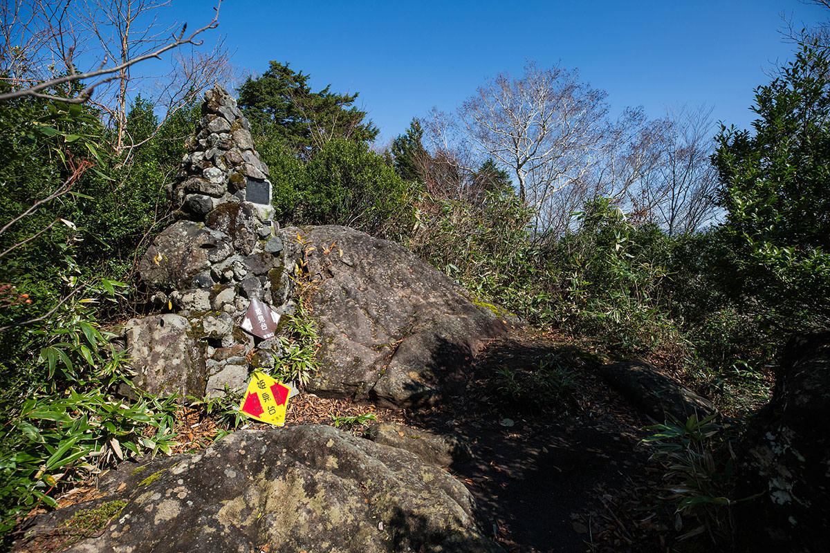 【黒姫山】登山百景-姫見台