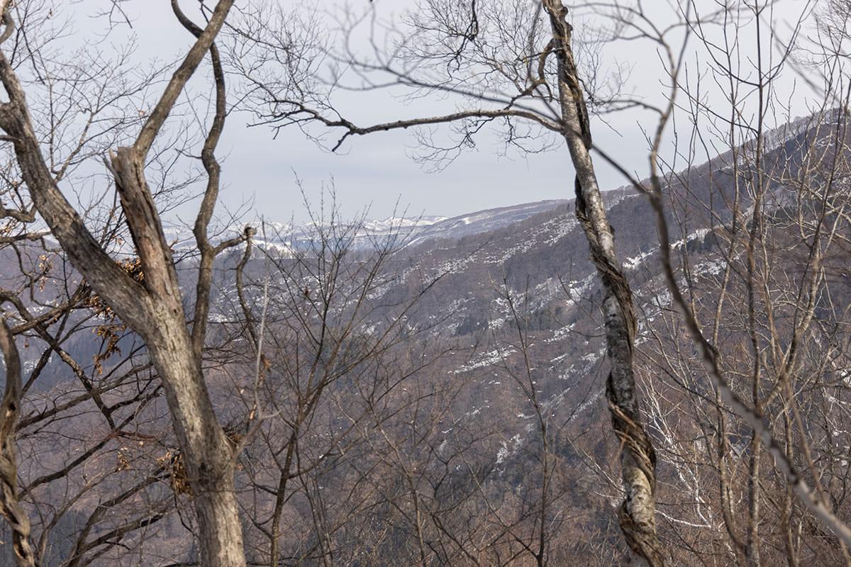 万仏山-北側の眺め