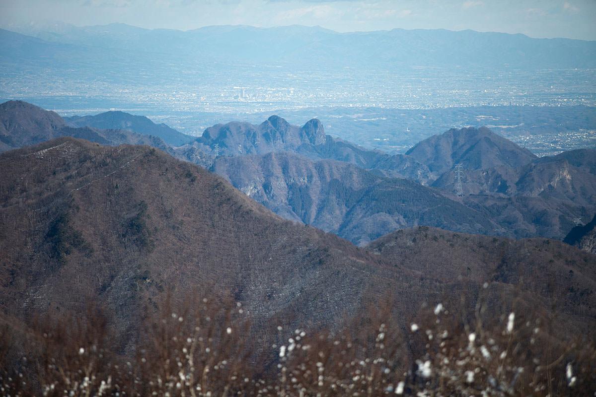 西上州の岩峰