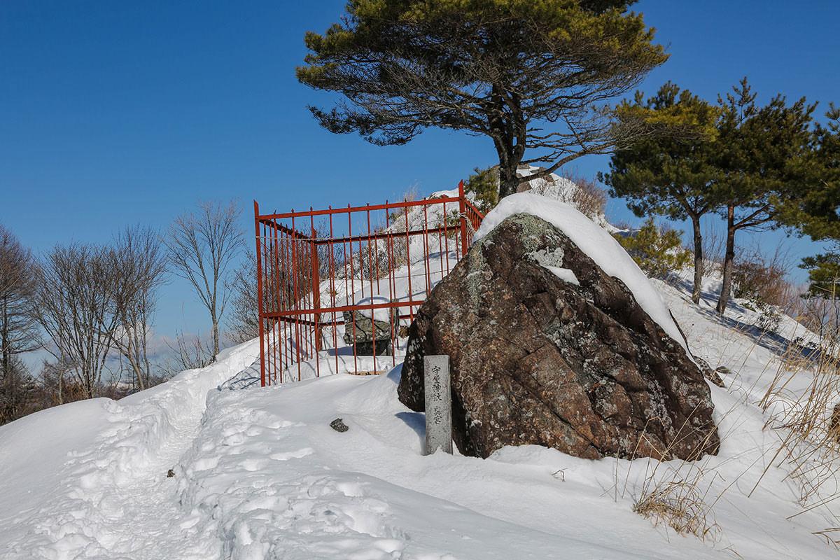 守屋神社奥社