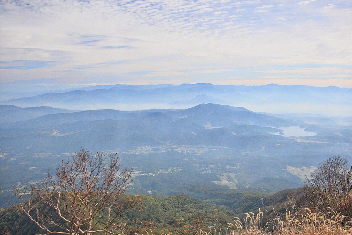 【妙高山】登山百景-東の方