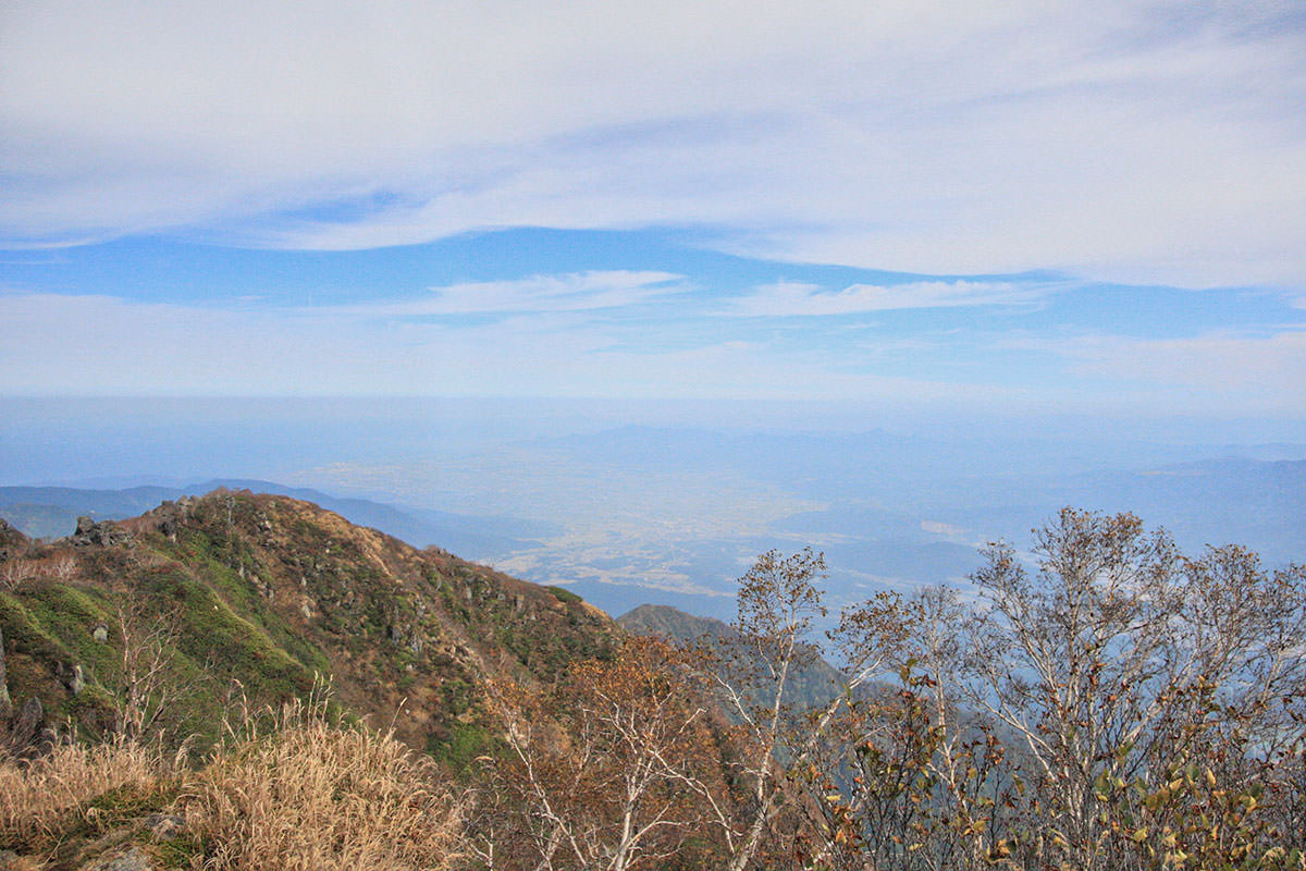 【妙高山】登山百景-北の方