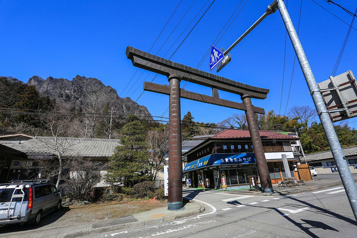 【妙義山】登山百景-妙義神社から登る